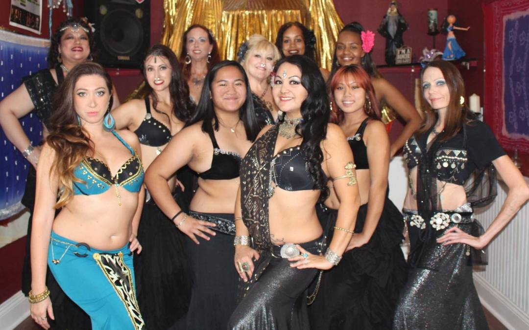 Desert Tribe Belly Dancers