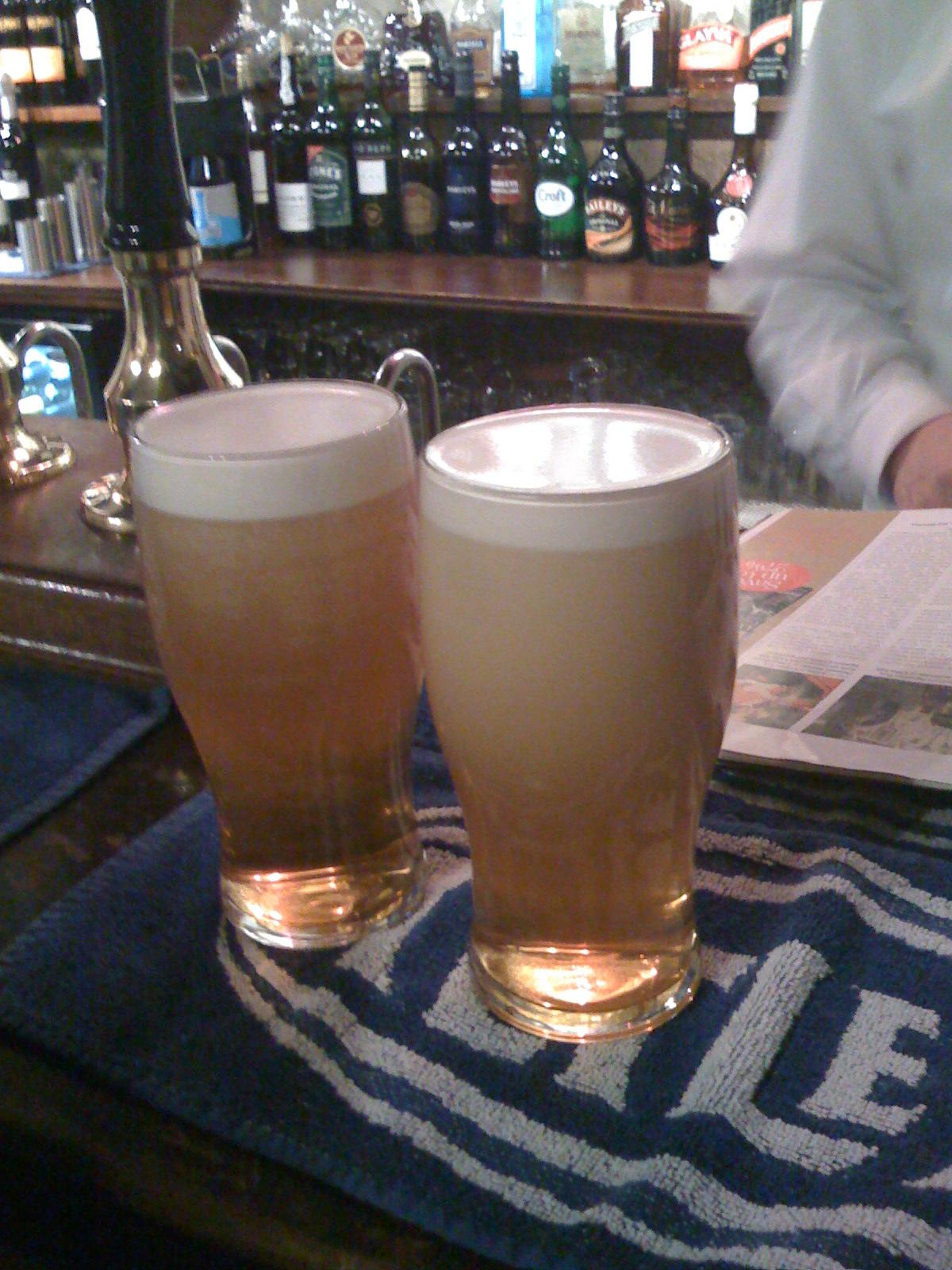 Hetton Pale Ale, Dark Horse Brewery