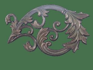 ornamen besi tempa