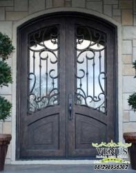 Pintu Besi Tempa Klasik (28)