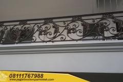 Railing-Balkon-Besi-Tempa-Klasik-Mewah-Modern-8