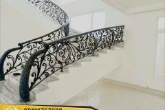 Railing-Tangga-Besi-Tempa-Klasik-Mewah-Modern-15