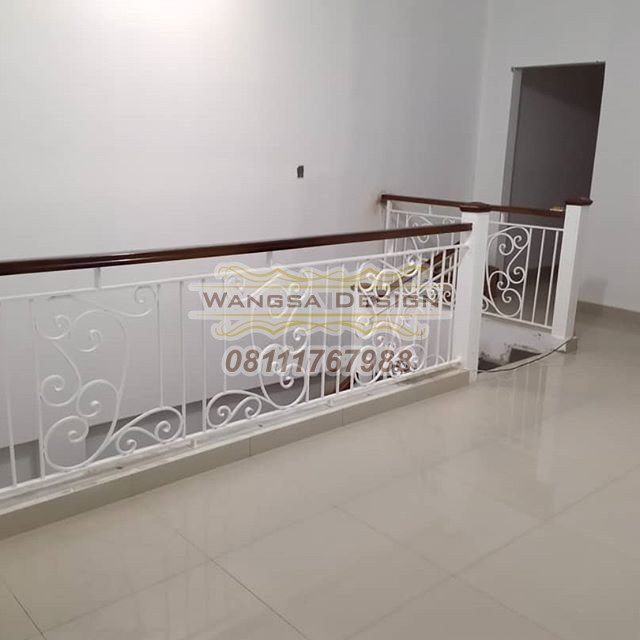 Pengertian railing tangga