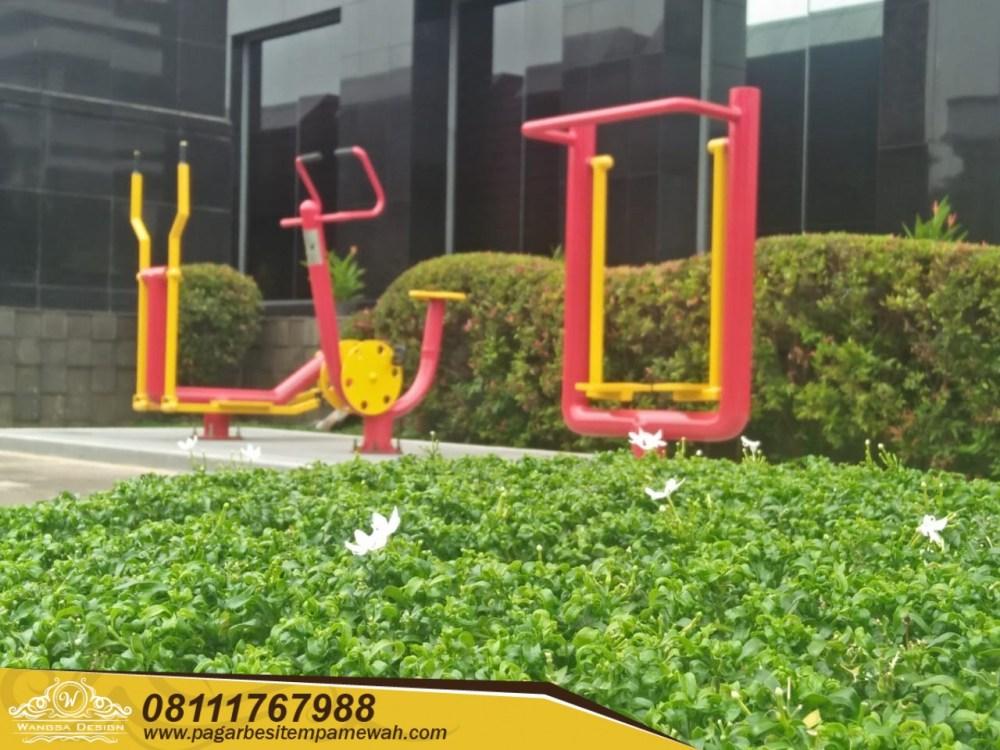 Alat Fitness Outdoor Murah Jakarta (25)