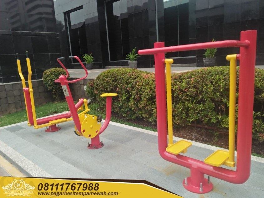 Alat Fitness Outdoor Murah Jakarta (30)