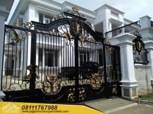 Pagar Rumah Mewah (1)