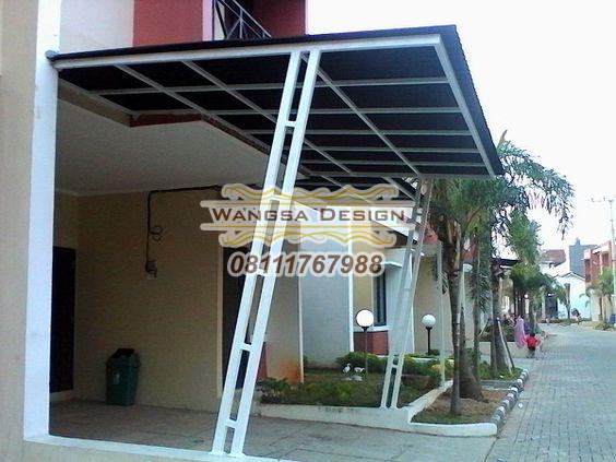 Jenis Atap kanopi