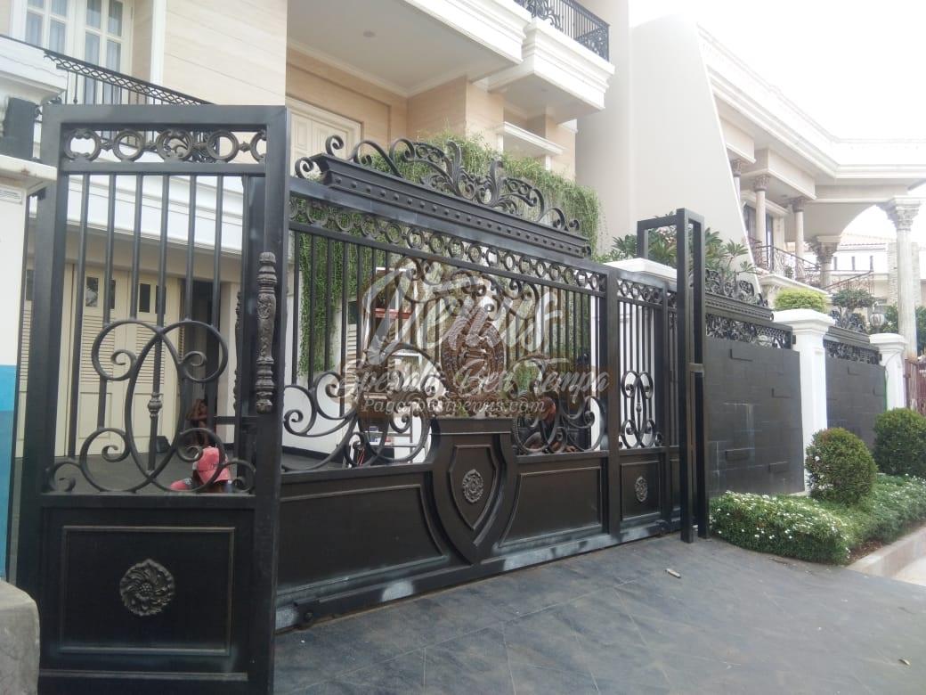 Pintu Pagar Railing Besi TEMPA (8)