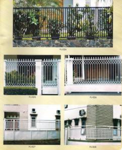 Harga Pagar Rumah : harga, pagar, rumah, Harga, Pagar, Rumah, Minimalis, Murah, Joglo, Limasan