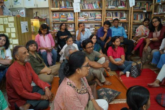 Book Reading by Shivani Gupta