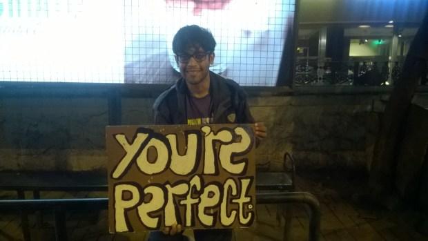 Tarun Gidwani - You're Perfect