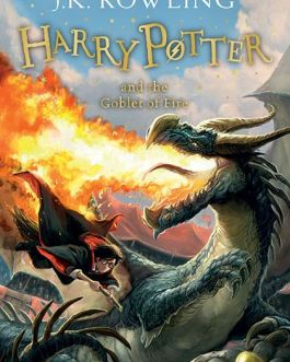Harry Potter And The Goblet Of Fire – J.K. Rowling