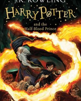 Harry Potter And The Half Blood Prince – J.K. Rowling