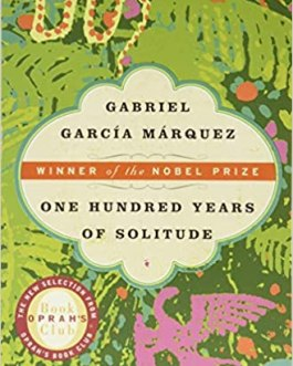 One Hundred Years of Solitude – Marquez, Gabriel Garcia