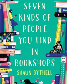 Seven Kinds of People You Find In Bookshops – Shaun Bythell