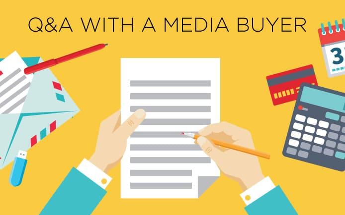 what is digital media buying