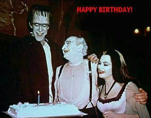 Happy Birthday Munsters Comments Myspace Happy Birthday