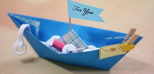 korabl Кораблик из бумаги. Как сделать кораблик из бумаги — пошаговая инструкция с фото