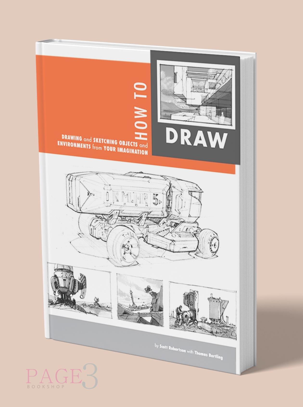 Scott Robertson How To Draw : scott, robertson, Scott, Robertson