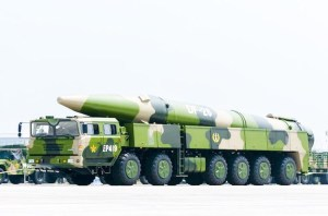 page3news-China Deploys Nuclear Missiles DF 26