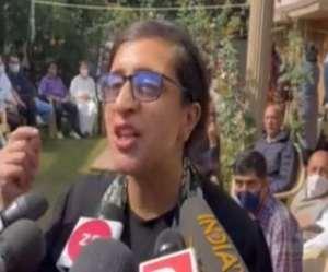 Militant Attack In Kashmir :