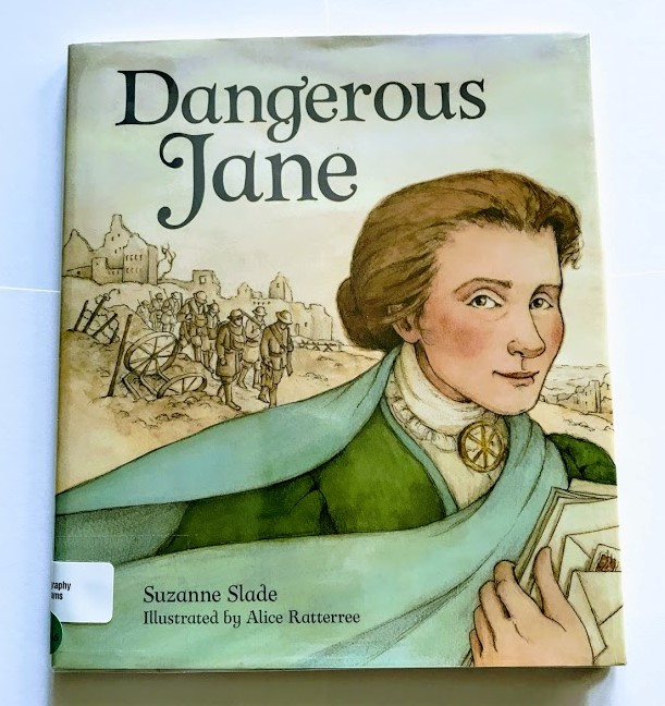 Dangerous Jane Book Review