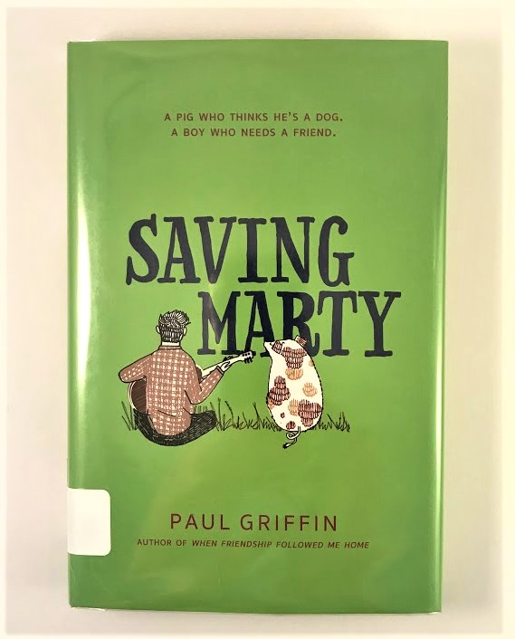 Saving Marty Book Review