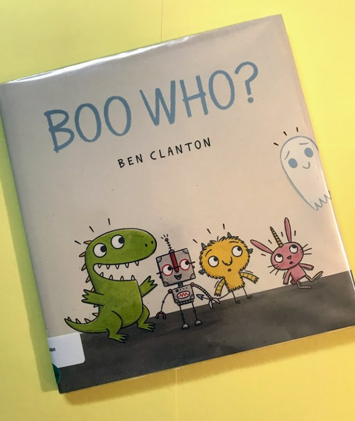 Boo Who Book Review