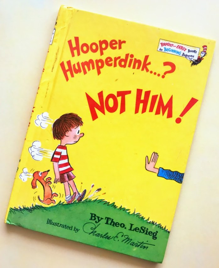 Hooper Humperdink Book Review
