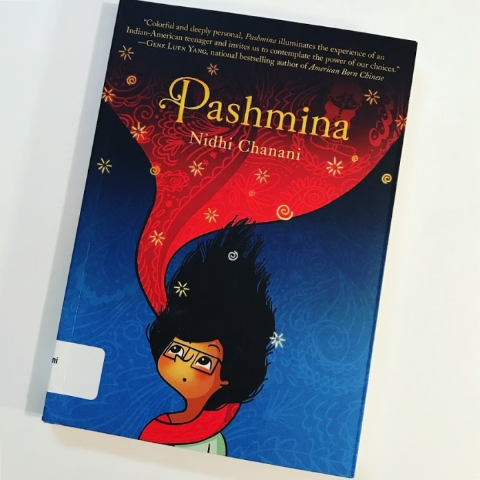 Pashmina Book Review