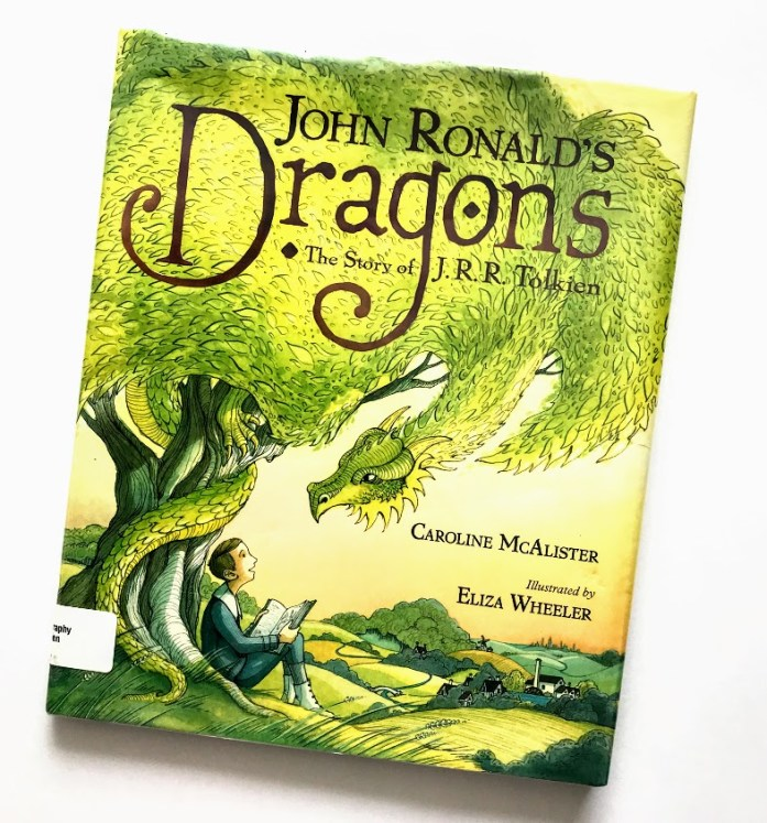 John Ronalds Dragons book review
