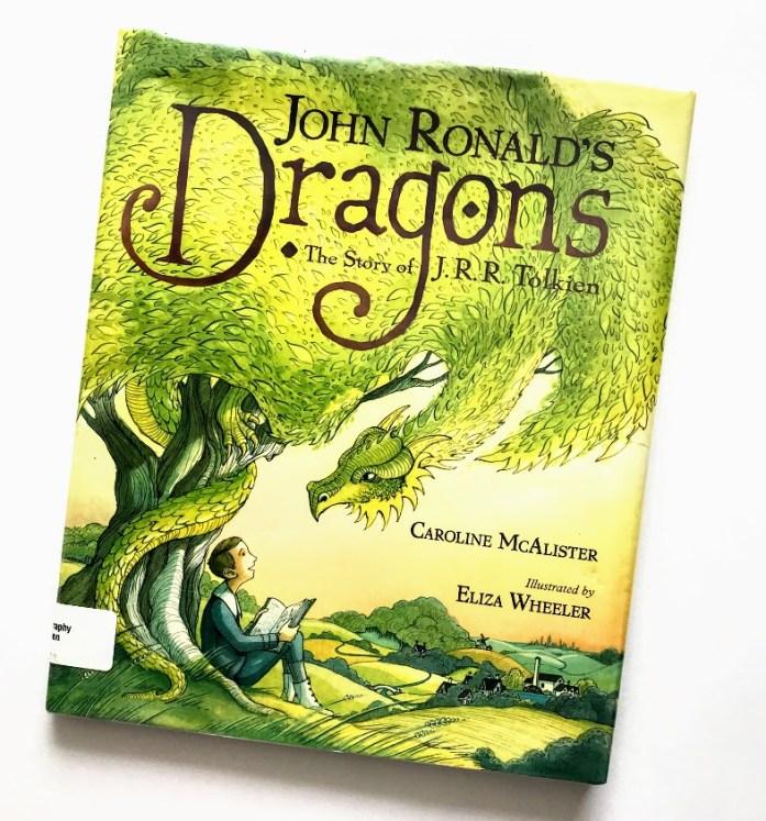 John Ronalds Dragons book review