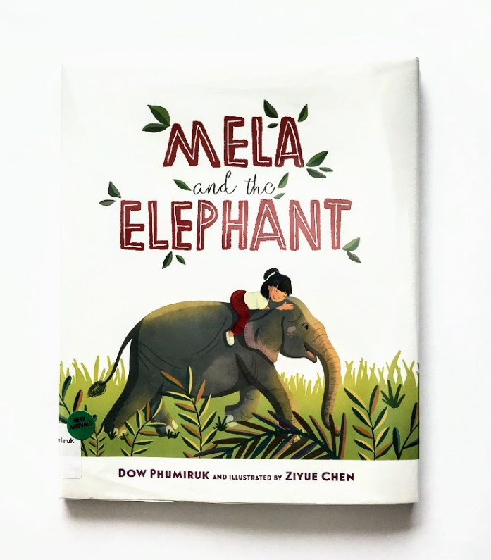 Mela and the Elephant book review