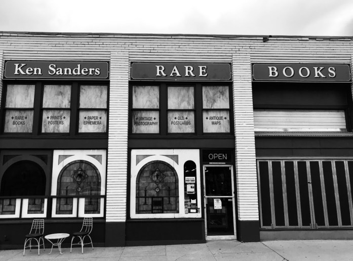 Ken Sanders Rare Books