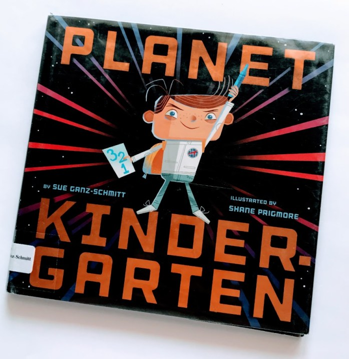 Planet Kindergarten book review