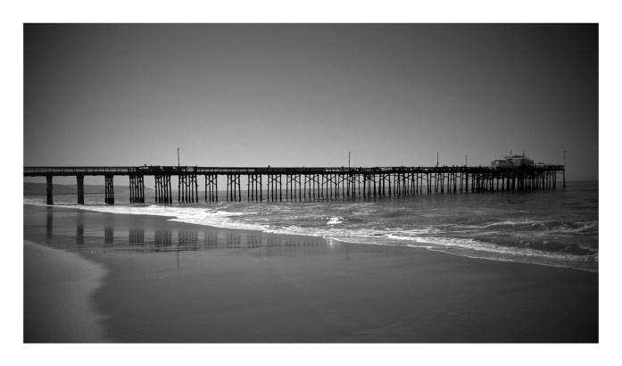 Southern Cali pier