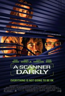 """A Scanner Darkly"" based on the Philip K Dick novel of the same name"