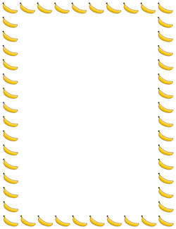 free food borders clip art page