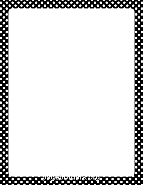 And Checkered Black White Borders Art Frames Clip And