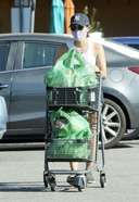 Lucy Hale Spotted Shopping After Solo Hike In Los Angeles