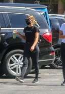 Sofia Richie Spotted With A Organic Juice With Friend In Malibu