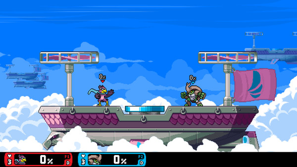 Rivals Of Aether Free Download Pc