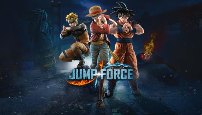Download JUMP FORCE-CODEX + Update v1.16 incl DLC-CODEX + CRACK  ONLY