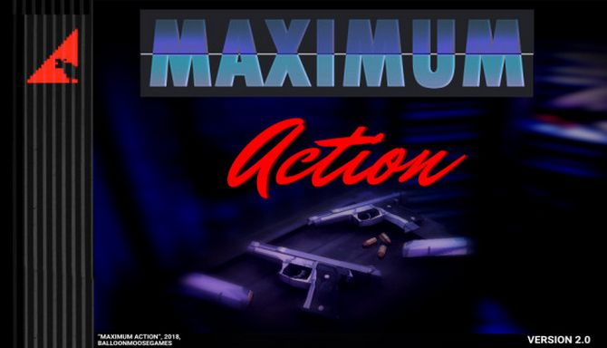 Download Maximum Action Early Access