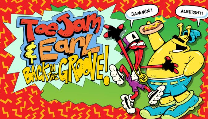 Download ToeJam and Earl Back in the Groove-SKIDROW