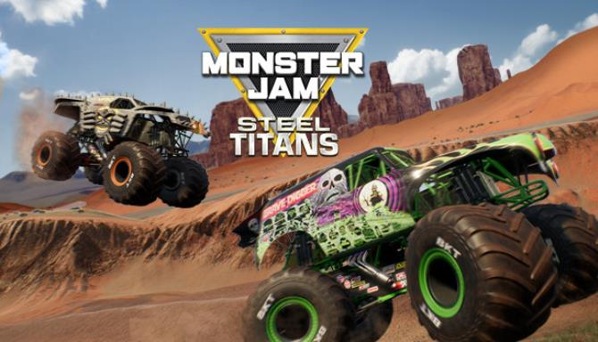 Download Monster Jam: Steel Titans (MULTi11) [FitGirl FIXED Repack] + Update v1.0.1-CODEX