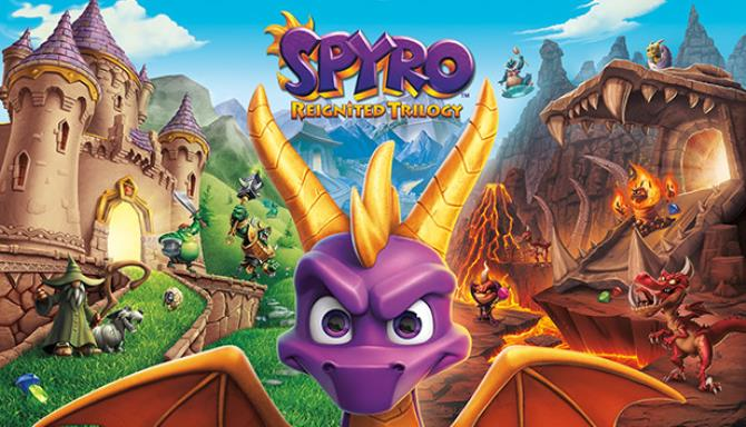 Download Spyro Reignited Trilogy (MULTi14) [FitGirl Repack]
