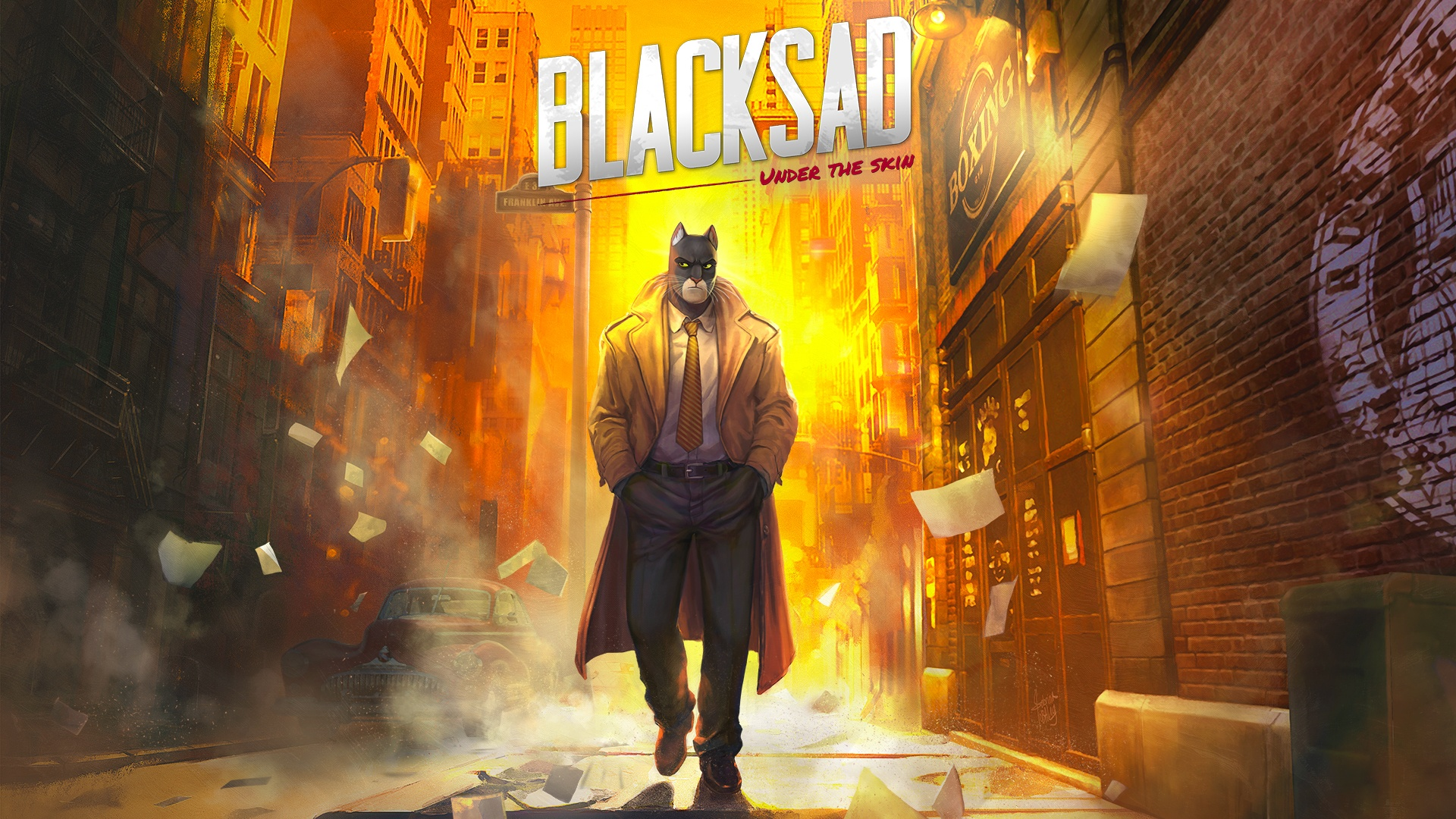 Download Blacksad: Under the Skin Repack by xatab