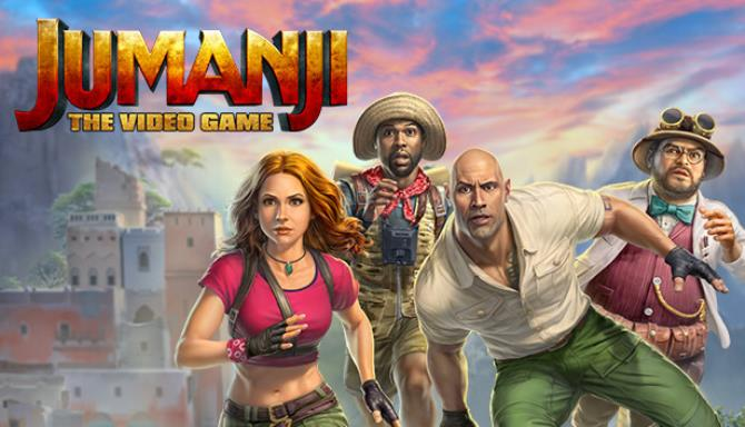 Download JUMANJI The Video Game-CODEX