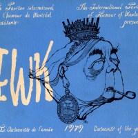 EWK (Ewert Karlsson)  -  Great Figures of the World